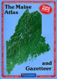 Delorme, David: Maine Atlas and Gazetteer (Maine Atlas & Gazetteer)