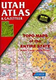 [???]: Utah Atlas and Gazetteer