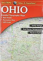 Ohio Atlas & Gazetteer by DeLorme Publishing