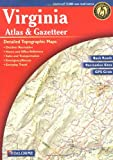 Delorme: Virginia Atlas and Gazetteer
