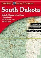 South Dakota Atlas & Gazetteer by DeLorme…