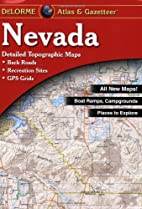 Nevada Atlas & Gazetteer by DeLorme…