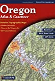 Delorme: Oregon Atlas and Gazetteer