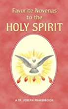 Favorite Novenas to the Holy Spirit by…