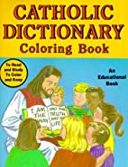 Catholic Dictionary Coloring by Emma Mckean