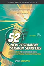 Exegetical Preaching (52 New Testament…