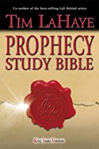 KJV Tim LaHaye Prophecy Study Bible,…