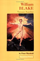 William Blake: Visionary Anarchist by Peter…