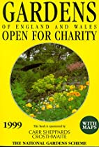 Gardens of England and Wales Open for…