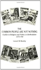 The Common People are Not Nothing: Conflict…