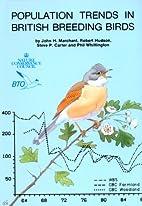 Population Trends in British Breeding Birds…