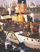Cosens of Weymouth: 1918 to 1996 by Richard…