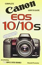 Canon Eos 10: In U.S.A. Canon Eos 10s (Hove…