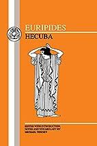 Hecuba [Greek text] by Euripides