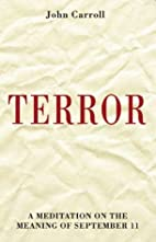 Terror: A Meditation on the Meaning of…