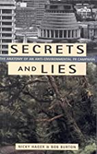 Secrets and Lies: The Anatomy of an…