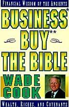 Business Buy the Bible: Financial Wisdom of…