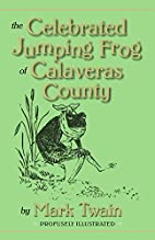 The celebrated jumping frog of Calaveras…