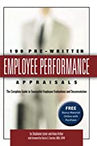 199 Pre-Written Employee Performance…