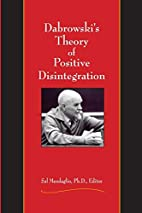 Dabrowski's Theory Of Positive…