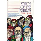 Ethics of the Fathers by Philip Blackman