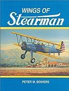 Wings of Stearman : the story of Lloyd…