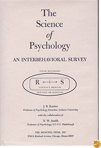 The Science of Psychology: An Interbehavioral Survey