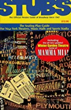 Stubs: New York City Seating Guide (Stubs…