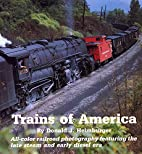 Trains of America: All-Color Railroad…