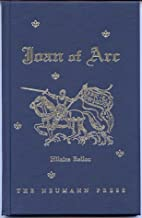 Joan of Arc by Hilaire Belloc