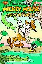 Mickey Mouse Adventures Volume 1 (Disney's…