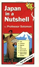 Japan in a Nutshell by Professor Solomon