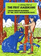 A Coloring Book of the First Americans by…