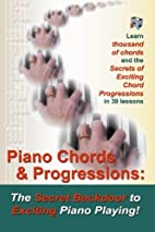 Piano Chords & Progressions:: The Secret…