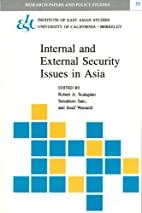 Internal and External Security Issues in…