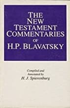 The New Testament commentaries of H.P.…