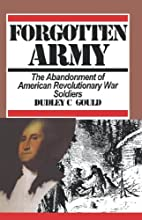 Forgotten Army: The Abandonment of American…