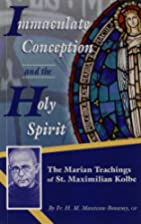 Immaculate Conception and the Holy Spirit:…