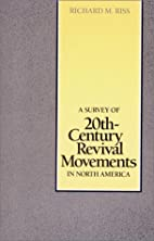 A Survey of 20th-Century Revival Movements…