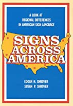 Signs Across America by Edgar Shroyer