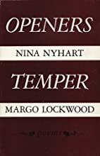 Temper/Openers by Margo Lockwood