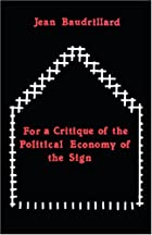 For a Critique of the Political Economy of…