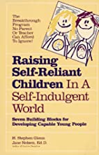 Raising Self-Reliant Children in a…