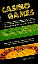 Casino Games by John Gollehon