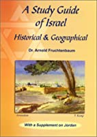 A Study Guide of Israel: Historical and…
