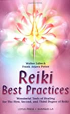 Reiki Best Practices: Wonderful Tools of…