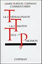 Commentary on 1 & 2 Thessalonians, 1 & 2…