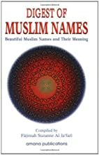 Digest of Muslim Names: Beautiful Muslim…
