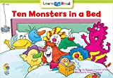 Williams, Rozanne Lanczak: Ten Monsters in Bed
