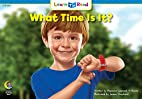 What Time Is It? (Math Learn to Read) by…